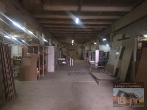 Сдается помещение под склад/производство