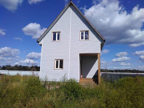 Купить дом из бруса в Одинцовском районе (с/п Захаровское) д. Кобяково