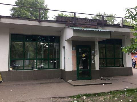 Торговое помещение 125 кв.м. - бывший Сбербанк