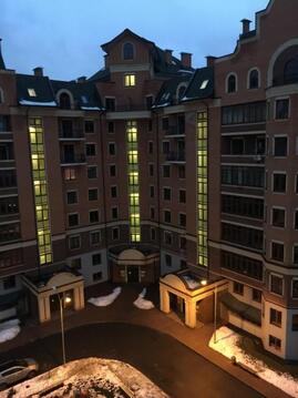 "4-комнатная квартира, 135 кв.м., в ЖК ""Берег"""