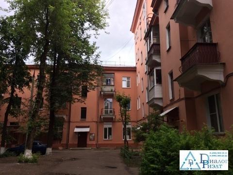 Продается большая 3-комнатная квартира-распашонка в Люберцах, п. Вуги