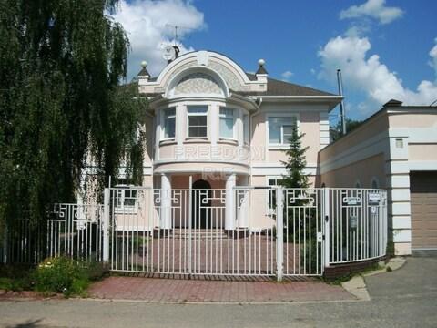 Дом 550 кв.м. на участке 12 сот. Рублево-Успенское ш. 3 км от МКАД