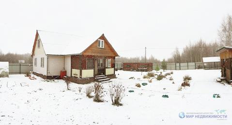 Оформленная ухоженная дача с баней и постройками в Волоколамском р. МО