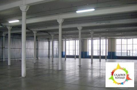 Теплое сухое помещение 1370 кв