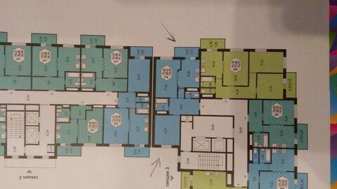 Улица Центральная дом 52, 2-комнатная квартира 65 кв.м.