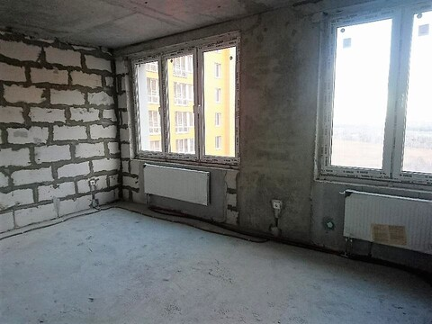 1-комнатная квартира, 39 кв.м., в ЖК «Краски жизни»