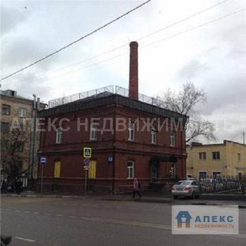 Аренда офиса 148 м2 м. Пролетарская в административном здании в .
