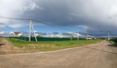 Продам земельный участок 15 соток в Щелковском районе