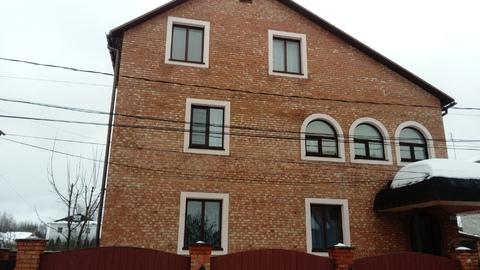 Продается дом в черте г. Солнечногорска