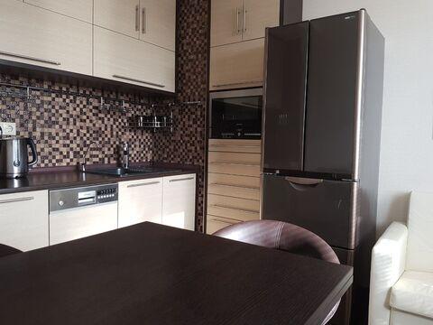 Двухкомнтная квартира в центре города 55 м2