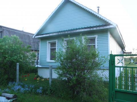 Два дома с баней на уч. 28 сот, в д.Афанасьево, 20 км отг. Коломны