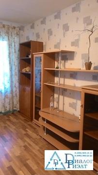 1-комнатная квартира 10 мин ходьбы от метро Лермонтовский пр, Жулебино