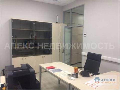 Аренда офиса 304 м2 м. Проспект Мира в бизнес-центре класса В в .