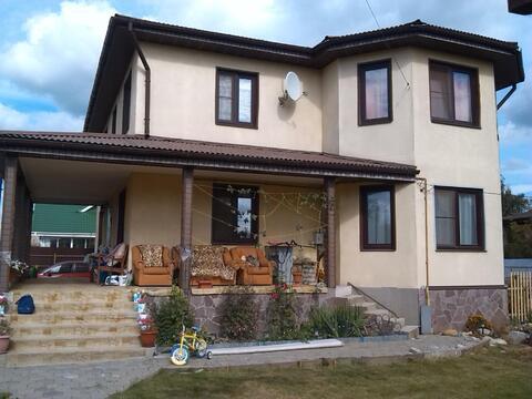 Дом 184 кв.м. на участке 10 сот. д.Соболиха