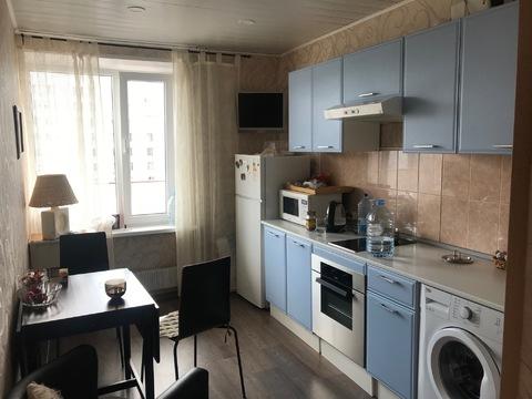1-комнатная квартира на Мичуринском пр.