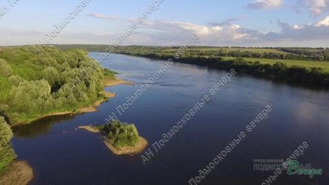 Московская область, городской округ Кашира, поселок Большое Руново, .