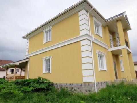 Дом 237,5 м2 8,69 соток Чистовая 30 км Калужское шоссе