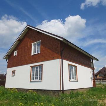 2-х этажный Коттедж 170 кв.м. в г.Дмитров деревня Прудцы