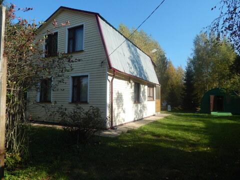 Двухэтажный дом 120 кв.м. на 6 сотках земли вблизи д. Товарково
