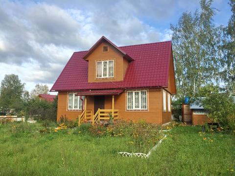 Дача 86 кв.м на участке 5 соток Щелковский р-н, п. Свердловский