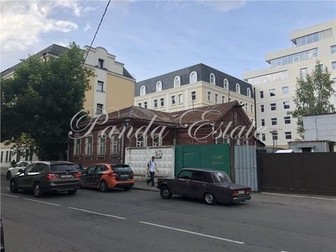 Здание по адресу ул. Щипок д.3 стр.1 (ном. объекта: 1685)