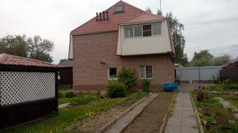 Продается 3-х этажный дом в п.Тучково Рузский р.