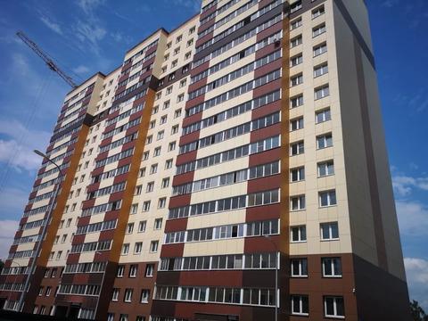 """1-комнатная квартира, 27 кв.м., в ЖК """"Авентин"""""""