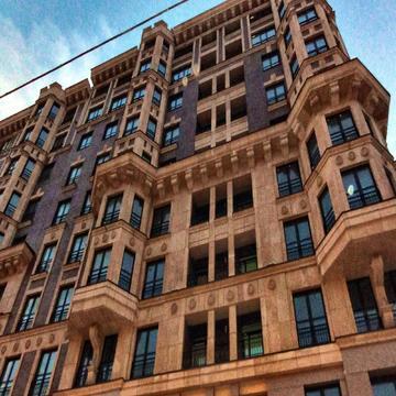 """Свой видовой этаж 520кв.м. в 8 секции в ЖК """"Royal House on Yauza"""""""