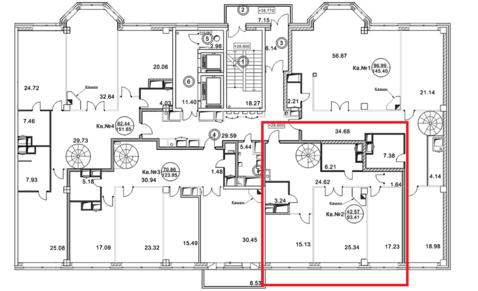 4-комнатная квартира, 170 кв.м., в ЖК Royal House on Yauza