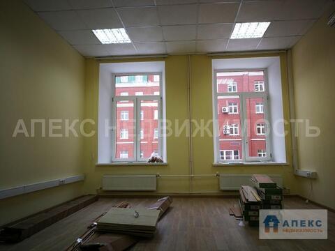Аренда помещения 430 м2 под офис, м. Беговая в бизнес-центре класса В .