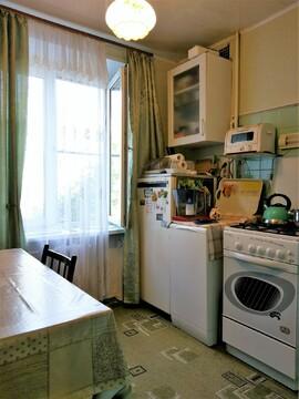 Двухкомнатная квартира в ЮЗАО