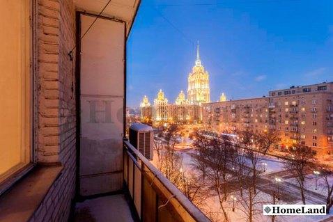 2-комнатная квартира, Украинский бульвар, дом 6
