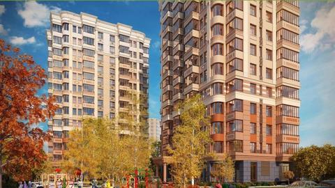 1-комн. квартира 51,8 кв.м. в доме бизнес-класса в ЦАО г. Москвы