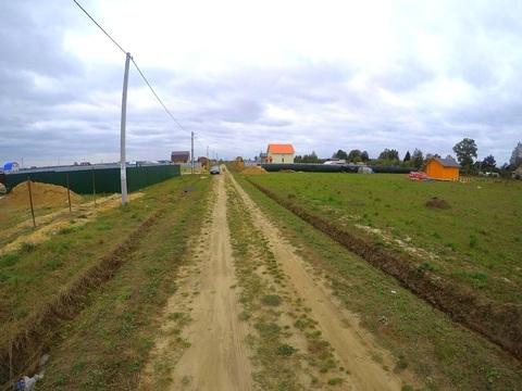 Продается земельный участок 15 соток: МО, Клинский р-н, д. Губино