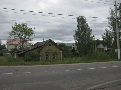 Дом и участок в пос.Дорохово!