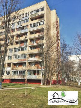 Продается 1-к квартира в кирпичном доме г. Зеленограде к.153