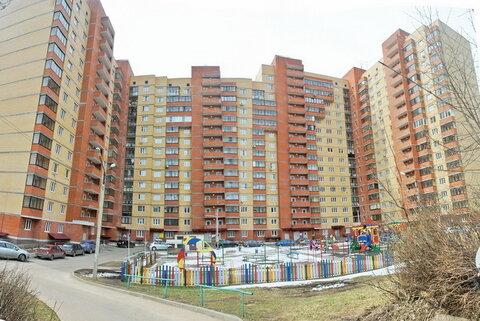 1-комн. квартира 42,2 кв.м. в новом ЖК рядом с лесопарком