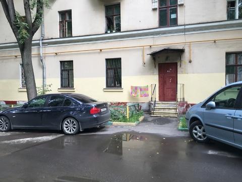"""Трехкомнатная квартира в """"Немецкой слободе"""""""