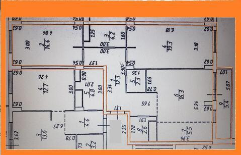 3 к квартира по доступной цене в Балашихе, ул. Лукино, д. 51б