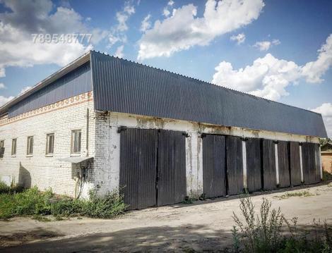 Предлагается теплый склад, кирпичное строение, 400 м2 с 4-мя отдельным