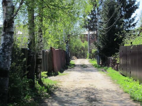 Дачный участок, Минское - Можайское ш, газ, Жаворонки, ж/д ст. пешком