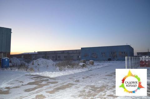 Одноэтажное производственно-складское здание, площадью 5 100 кв