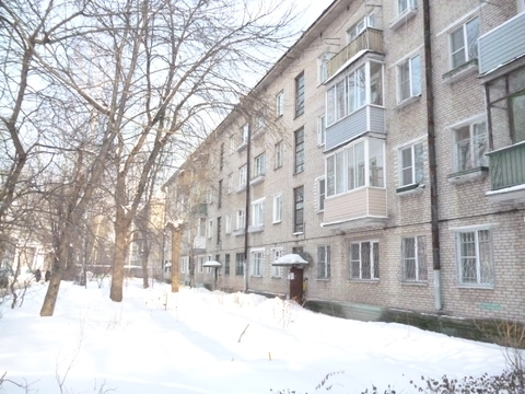 Квартира в Пушкино м-н Заветы Ильича