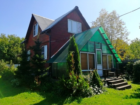 Дом 120 м2 на участке 11 соток. Д.Медвежьи Озера.