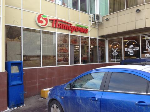 Продажа торгового помещения, м. Выхино, Самаркандский б-р.