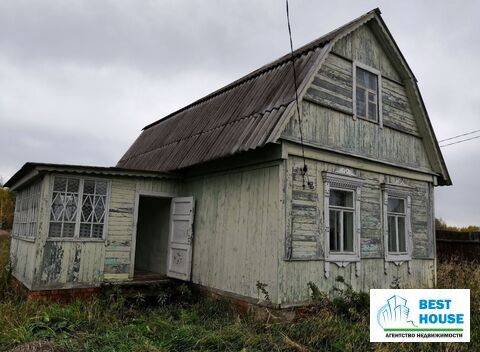 Дом под прописку – М.О. Можайский р-н, д. Псарёво.