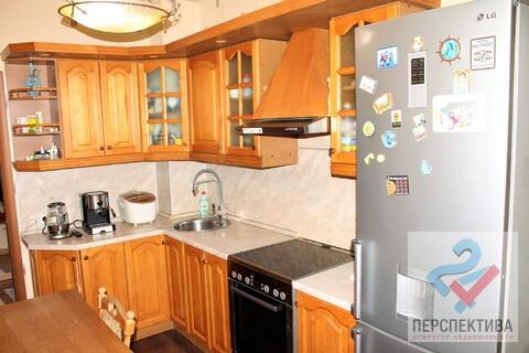 Продается 2-комнатная квартира общей площадью 59 кв.м.