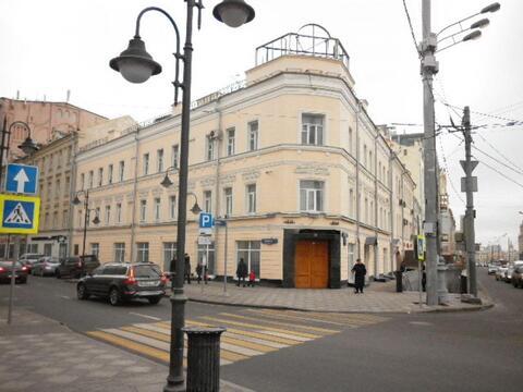 Аренда офиса, м. Добрынинская, Ул. Валовая