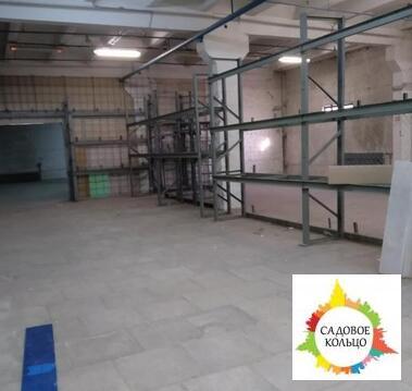 Предлагаем в аренду теплое складское помещение 755,4 кв.м, в нашем зд