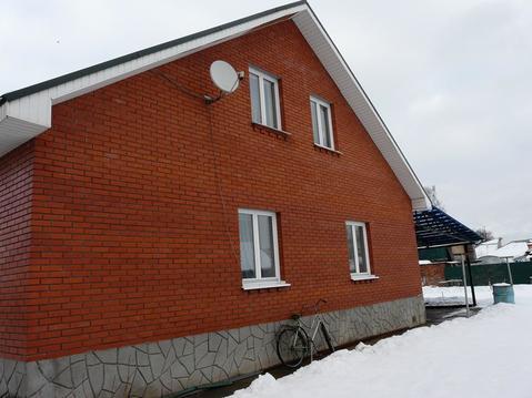 Продам 2-х эт. кирпичный дом 260 м2 г.Серпухов ул.Межевая